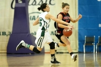 Gallery: Girls Basketball Neah Bay @ Evergreen Lutheran